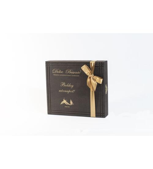 Dolce Presente Prémium minőségű olasz csokoládé - Boldog névnapot