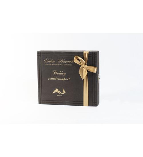 Dolce Presente Prémium minőségű olasz csokoládé - Boldog születésnapot
