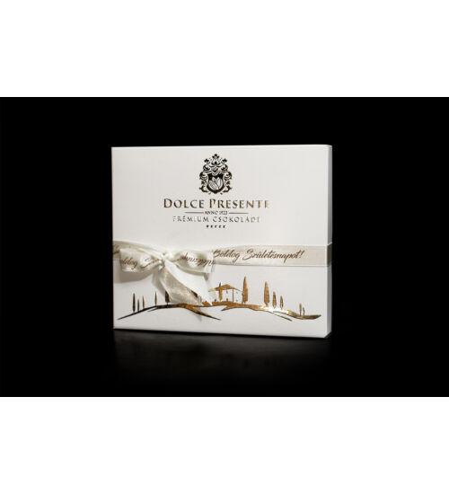 Dolce Presente Prémium minőségű olasz csokoládé - Boldog születésnap