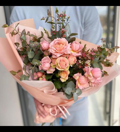 Rózsacsokor