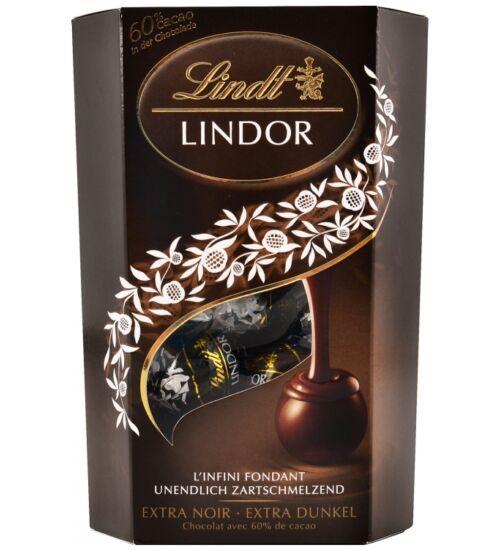 Lindt Lindor Étcsokoládé