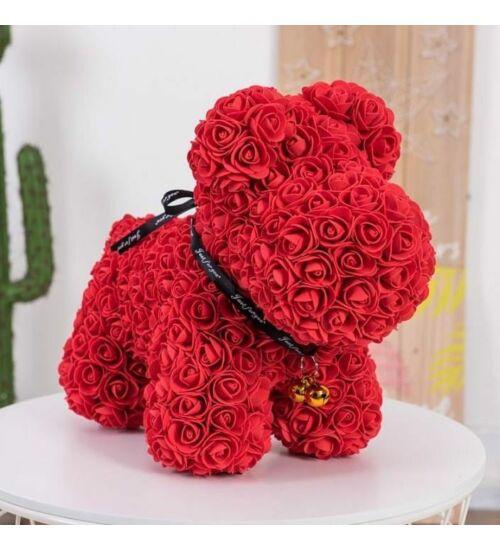 Rózsakutya Piros