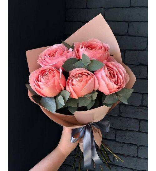 Meglepetés Rózsacsokor 5 szál