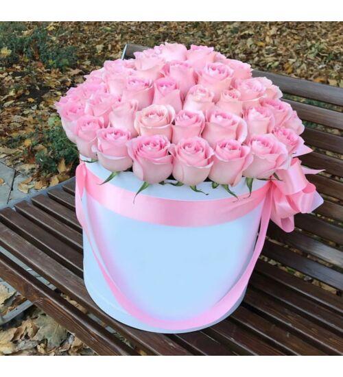 Pink Rózsadoboz