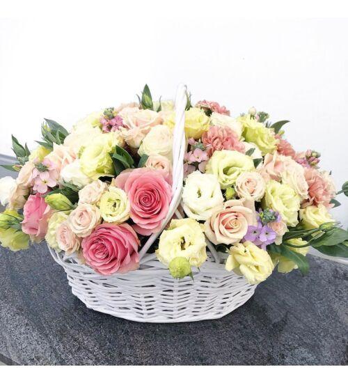 Meglepetés Virágkosár