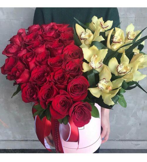 Rózsa doboz