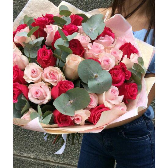 Rózsacsokor 108