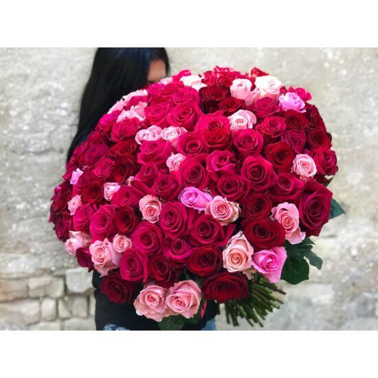 Rózsacsokor 105