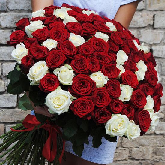 Rózsacsokor 124