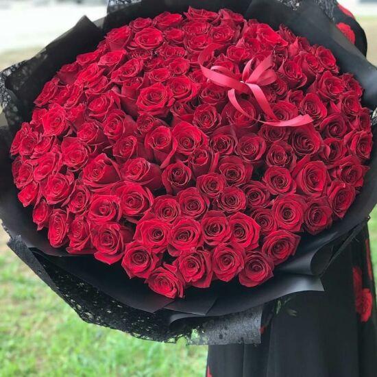 Rózsacsokor 118