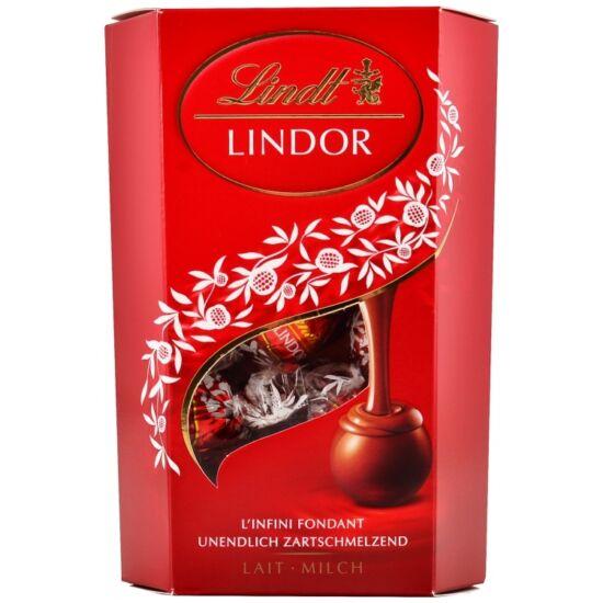 Lindt Lindor Tejcsokoládé