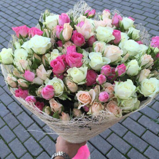 Rózsacsokor 122