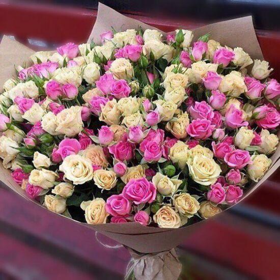 Rózsacsokor 125