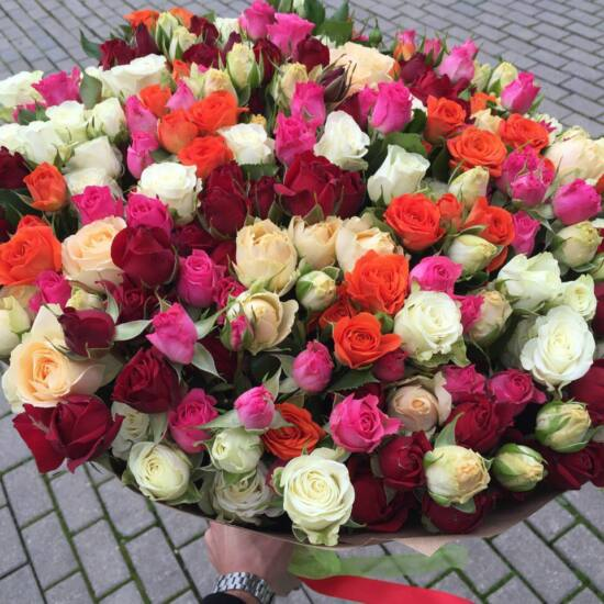 Rózsacsokor 126