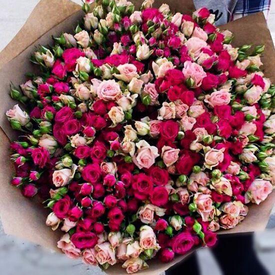 Rózsacsokor 127