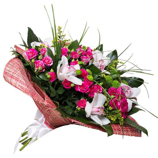 Virágcsokor 118