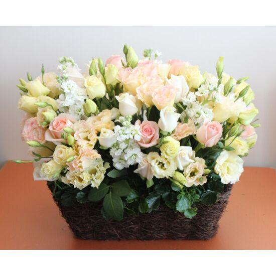 Virágkosár  325